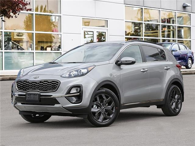 2021 Kia Sportage EX S (Stk: SP10426) in Abbotsford - Image 1 of 20