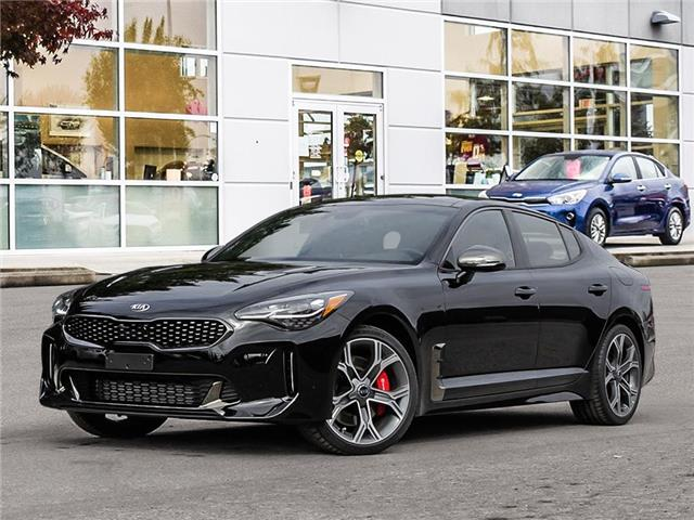 2021 Kia Stinger GT Limited w/Black Interior (Stk: ST16186) in Abbotsford - Image 1 of 17
