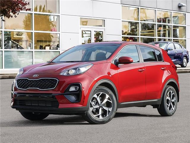 2021 Kia Sportage LX (Stk: SP11803) in Abbotsford - Image 1 of 22