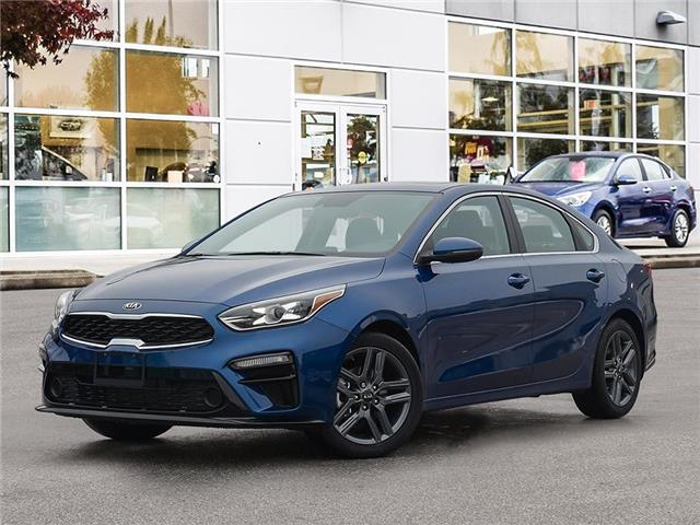 2021 Kia Forte EX+ (Stk: FR13604) in Abbotsford - Image 1 of 23