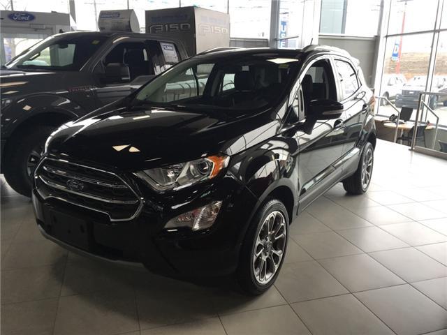2018 Ford EcoSport Titanium (Stk: 1812430) in Ottawa - Image 1 of 10