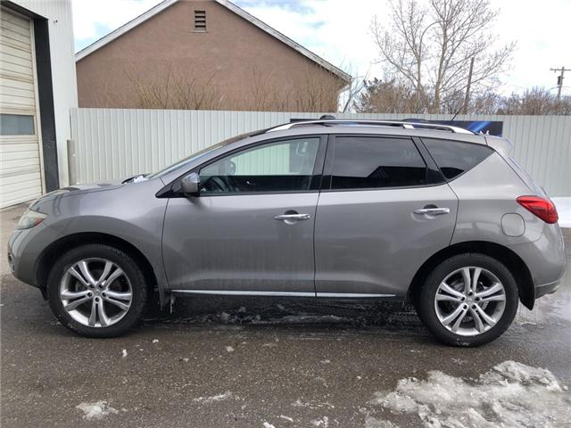 2009 Nissan Murano LE (Stk: 7748) in Fort Macleod - Image 2 of 25