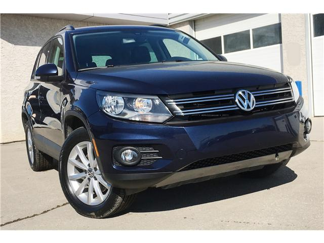 2017 Volkswagen Tiguan Wolfsburg Edition (Stk: V6721) in Saskatoon - Image 1 of 22