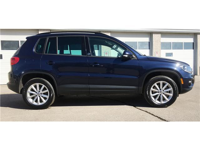 2017 Volkswagen Tiguan Wolfsburg Edition (Stk: V6721) in Saskatoon - Image 2 of 22