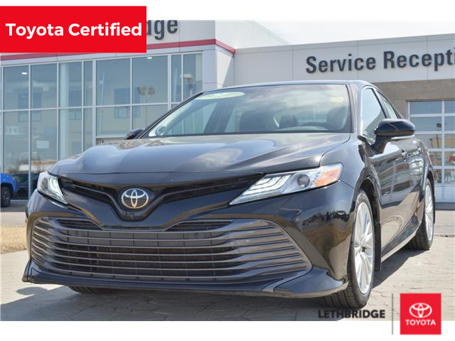 2018 Toyota Camry XLE V6 (Stk: UC0202A) in Lethbridge - Image 1 of 30
