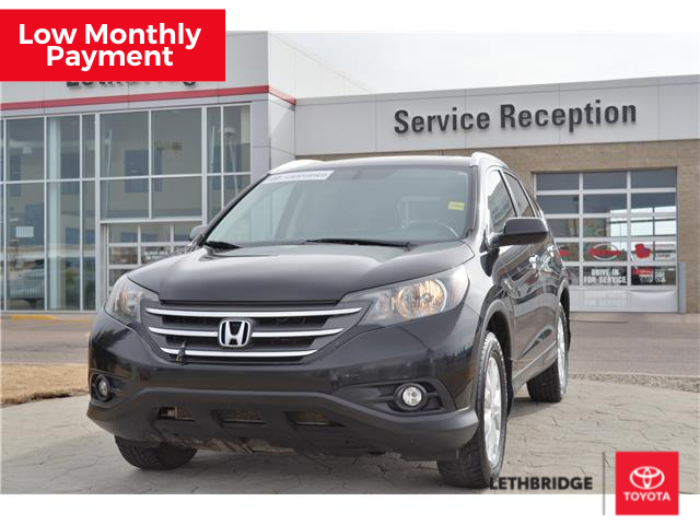 2012 Honda CR-V Touring (Stk: UT0370A) in Lethbridge - Image 1 of 26