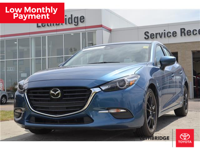 2018 Mazda Mazda3 Sport GS (Stk: 1FR5465E) in Lethbridge - Image 1 of 27