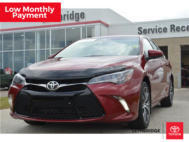 2015 Toyota Camry XSE V6 (Stk: UC5505B) in Lethbridge - Image 1 of 29