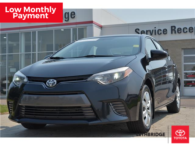 2016 Toyota Corolla LE (Stk: UC3079A) in Lethbridge - Image 1 of 24