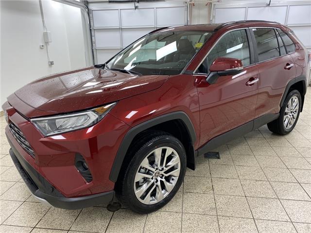 2021 Toyota RAV4 Limited (Stk: 210204) in Cochrane - Image 1 of 22