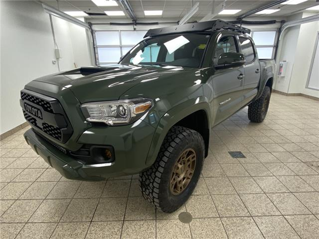 2021 Toyota Tacoma Base (Stk: 210269) in Cochrane - Image 1 of 20