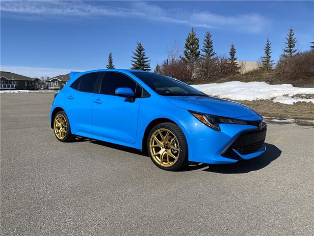2021 Toyota Corolla Hatchback Base (Stk: 210215) in Cochrane - Image 1 of 14
