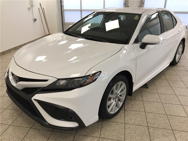 2021 Toyota Camry SE (Stk: 210347) in Cochrane - Image 1 of 20
