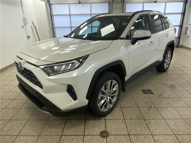 2021 Toyota RAV4 Limited (Stk: 210341) in Cochrane - Image 1 of 21