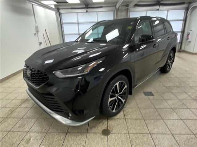2021 Toyota Highlander XSE (Stk: 210371) in Cochrane - Image 1 of 19