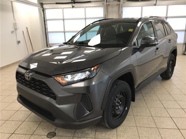 2021 Toyota RAV4 LE (Stk: 210444) in Cochrane - Image 1 of 21