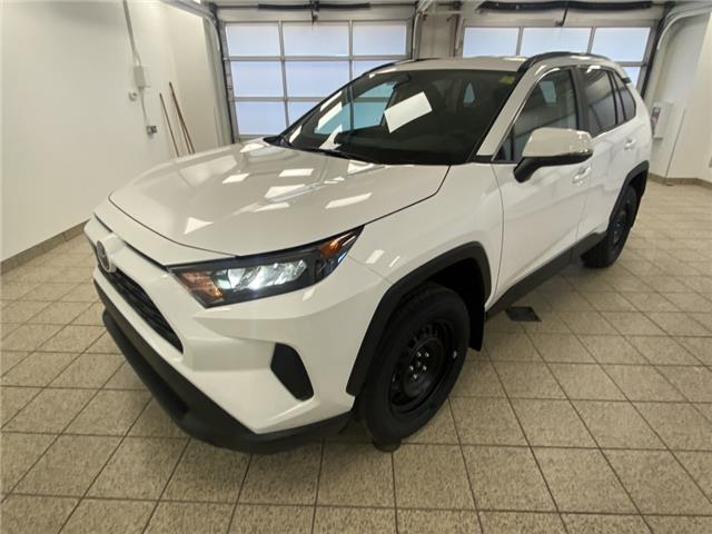 2021 Toyota RAV4 LE (Stk: 210447) in Cochrane - Image 1 of 19