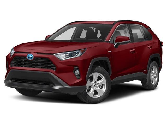 2021 Toyota RAV4 Hybrid XLE (Stk: 210457) in Cochrane - Image 1 of 9