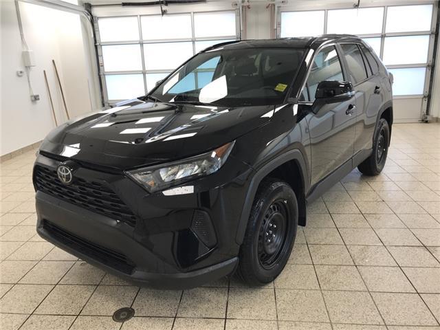 2021 Toyota RAV4 LE (Stk: 210471) in Cochrane - Image 1 of 21