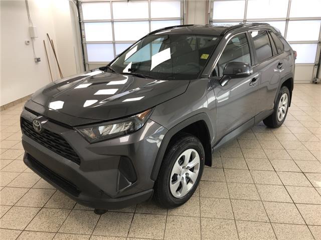 2021 Toyota RAV4 LE (Stk: 210479) in Cochrane - Image 1 of 21