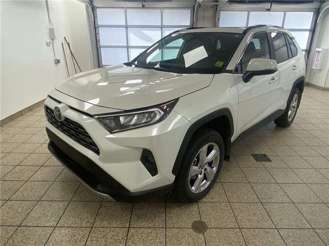 2021 Toyota RAV4 Limited (Stk: 210161) in Cochrane - Image 1 of 20