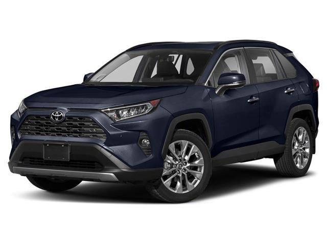 2021 Toyota RAV4 Limited (Stk: 210577) in Cochrane - Image 1 of 9