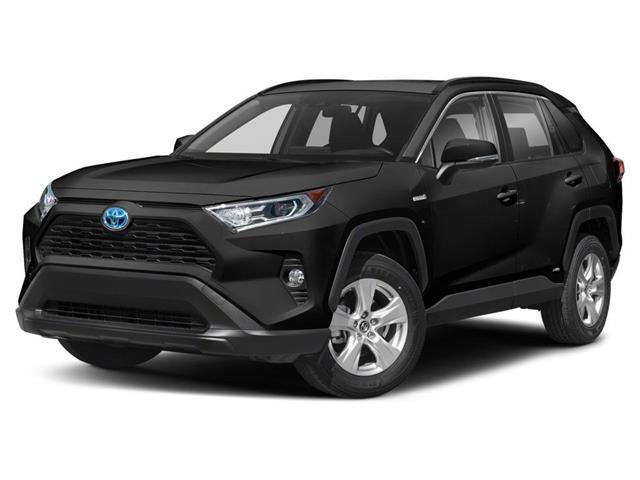 2021 Toyota RAV4 Hybrid XLE (Stk: 210593) in Cochrane - Image 1 of 9