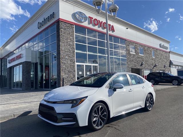 2021 Toyota Corolla SE (Stk: 210579) in Cochrane - Image 1 of 19