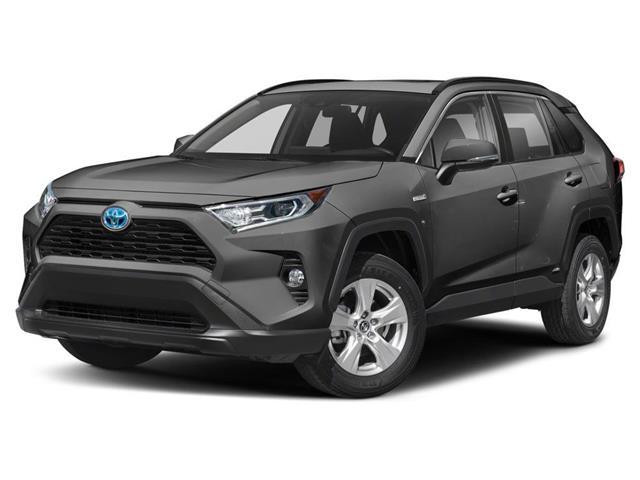 2021 Toyota RAV4 Hybrid XLE (Stk: 210528) in Cochrane - Image 1 of 9