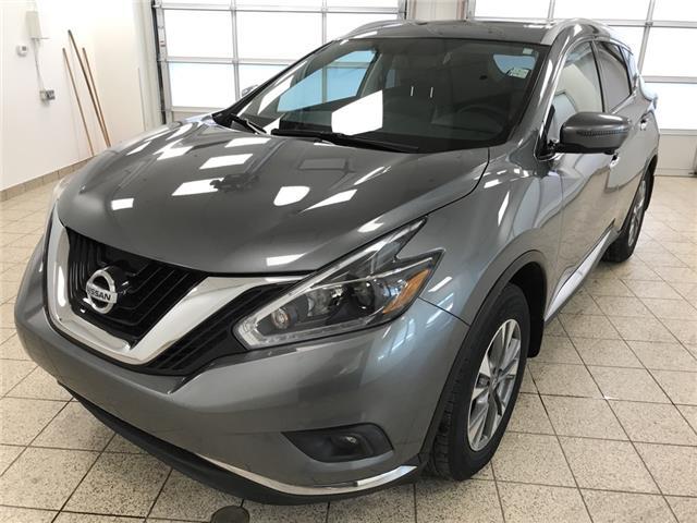 2018 Nissan Murano SL (Stk: 3437) in Cochrane - Image 1 of 20