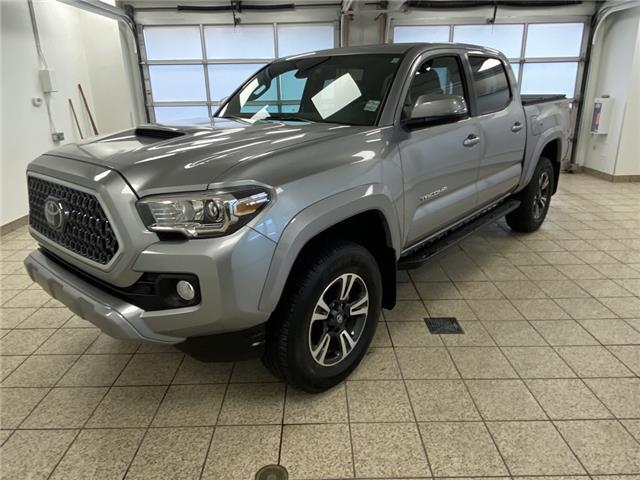 2019 Toyota Tacoma TRD Sport (Stk: 3435) in Cochrane - Image 1 of 19