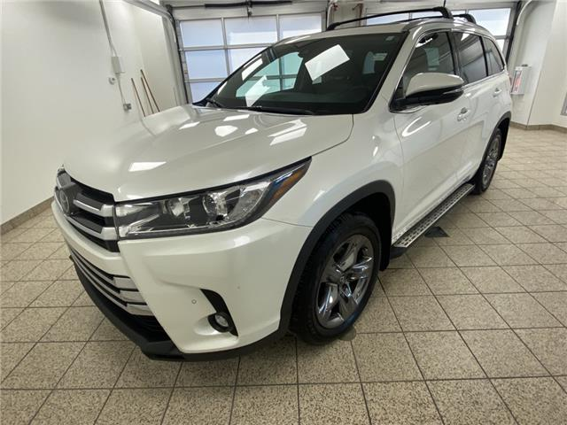 2019 Toyota Highlander Limited (Stk: 3440) in Cochrane - Image 1 of 20