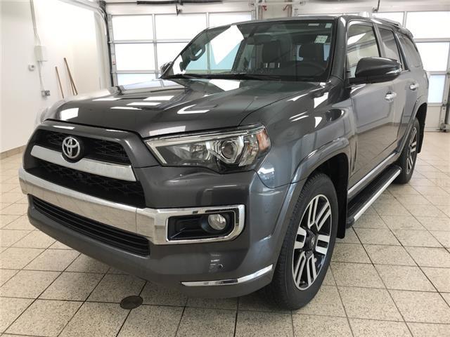 2018 Toyota 4Runner SR5 (Stk: 3442) in Cochrane - Image 1 of 21