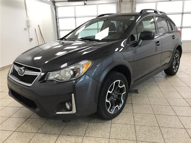 2017 Subaru Crosstrek Touring (Stk: 210360A) in Cochrane - Image 1 of 21