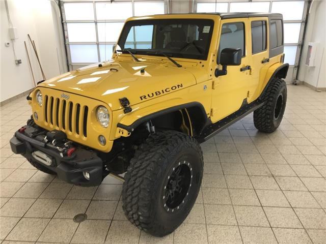 2015 Jeep Wrangler Unlimited Rubicon (Stk: C0057) in Cochrane - Image 1 of 28