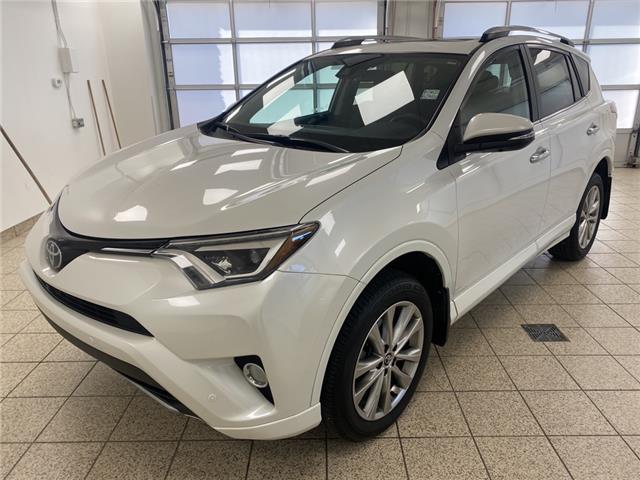2017 Toyota RAV4 Limited (Stk: 210463A) in Cochrane - Image 1 of 20