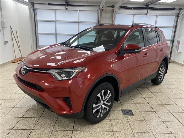 2017 Toyota RAV4 LE (Stk: 3446) in Cochrane - Image 1 of 19