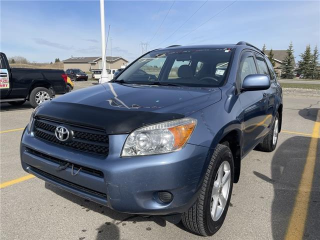 2008 Toyota RAV4 Base (Stk: 210435A) in Cochrane - Image 1 of 5