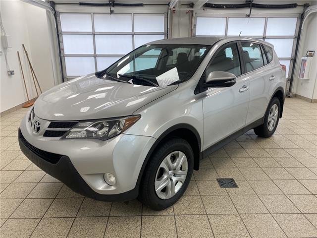 2015 Toyota RAV4 LE (Stk: 210531A) in Cochrane - Image 1 of 18