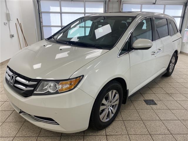2016 Honda Odyssey EX-L (Stk: 3455) in Cochrane - Image 1 of 15