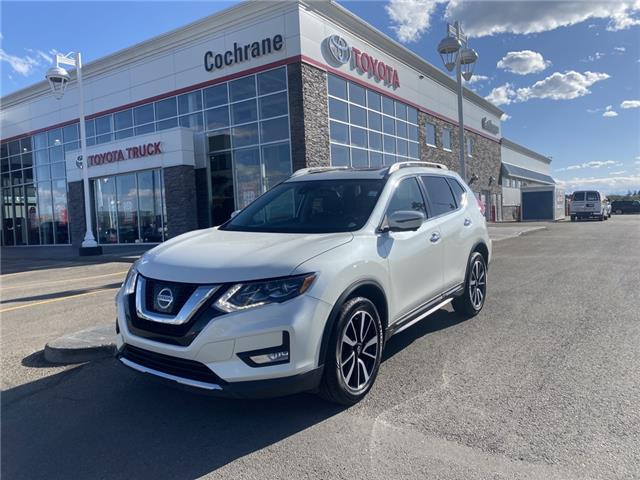 2017 Nissan Rogue SV (Stk: 210421A) in Cochrane - Image 1 of 20