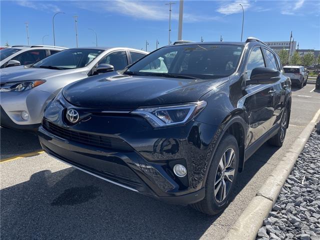 2017 Toyota RAV4 XLE (Stk: 210557A) in Cochrane - Image 1 of 5
