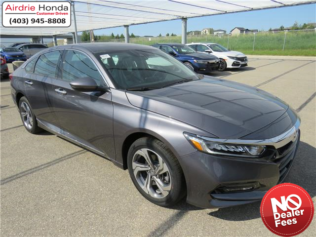 2020 Honda Accord EX-L 1.5T (Stk: 200336) in Airdrie - Image 1 of 8