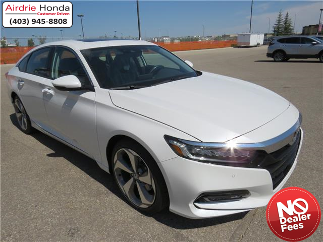 2020 Honda Accord Touring 2.0T (Stk: 200394) in Airdrie - Image 1 of 8