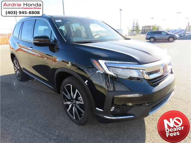 2021 Honda Pilot Touring 8P (Stk: 210013) in Airdrie - Image 1 of 8
