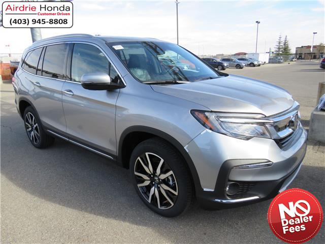 2021 Honda Pilot Touring 7P (Stk: 210031) in Airdrie - Image 1 of 8
