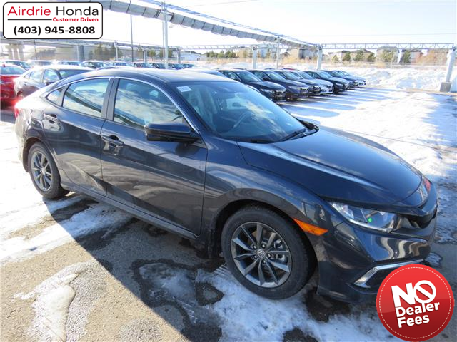 2021 Honda Civic EX (Stk: 210104) in Airdrie - Image 1 of 8