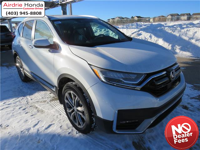 2021 Honda CR-V Touring (Stk: 210078) in Airdrie - Image 1 of 8