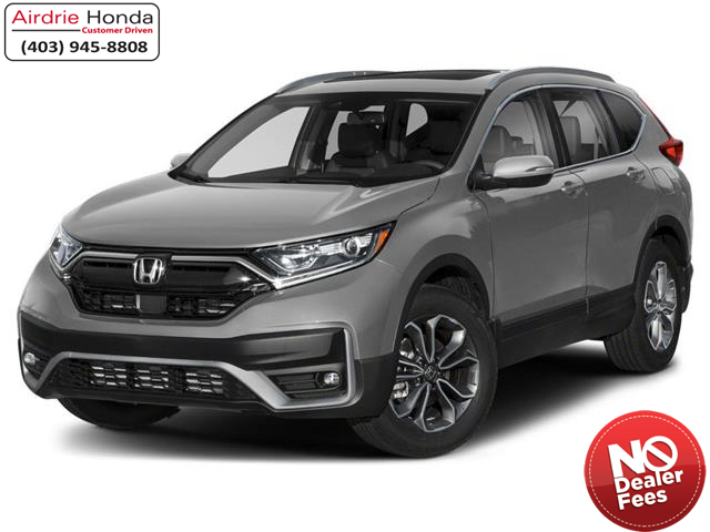 2021 Honda CR-V EX-L (Stk: 210176) in Airdrie - Image 1 of 9