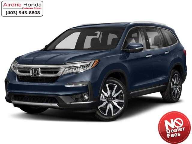 2021 Honda Pilot Touring 7P (Stk: 210178) in Airdrie - Image 1 of 9